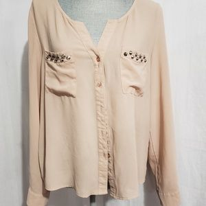 Moon collection blouse